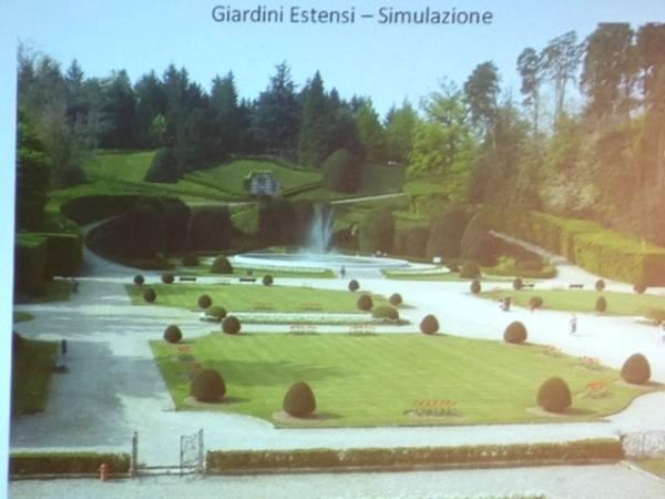 I giardini di Varese senza cipressi (inserita in galleria)