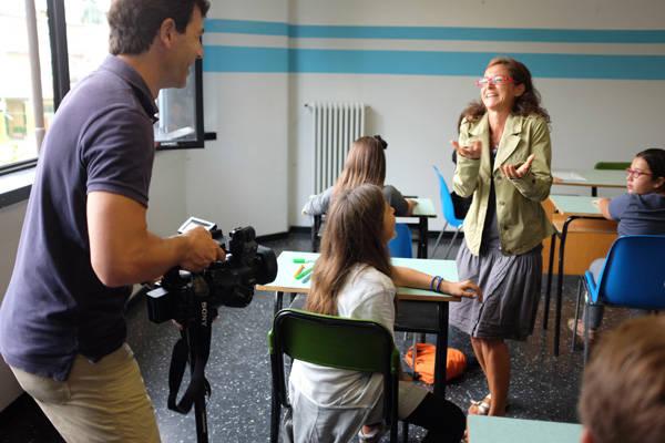Il video di Lazzaro dei Subsonica girato a Busto Arsizio (inserita in galleria)