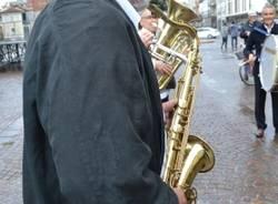Jazz in piazza a Gallarate (inserita in galleria)