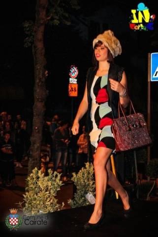 La fashion night di Cairate (inserita in galleria)