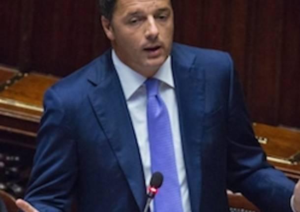 Matteo Renzi apertura