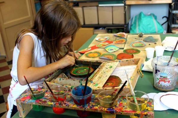 Open Day alla Fonderia delle Arti: a Gurone libri, giochi e musica (inserita in galleria)