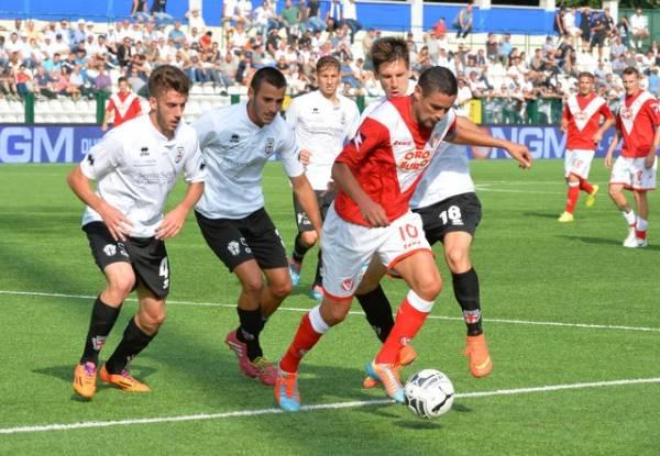Pro Vercelli - Varese 4-0 (inserita in galleria)