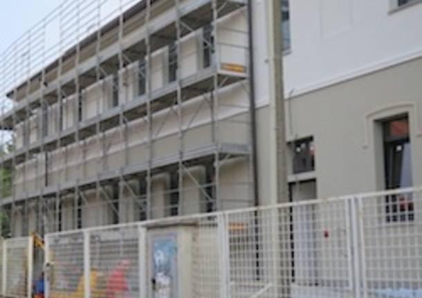 scuole medie cedrate apertura scuola