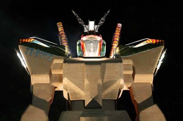 Vedano in festa per il Gundam MHM972 (inserita in galleria)