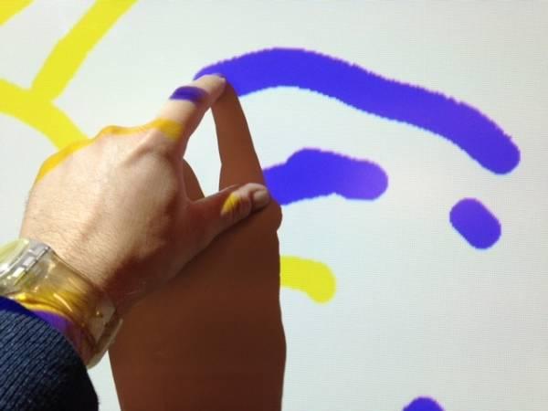 Al Chiostro arriva la stampante touch (inserita in galleria)