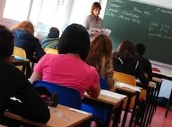 aula scuola docenti professori studenti