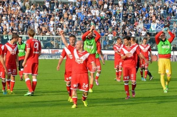 Brescia - Varese 1-1 (inserita in galleria)