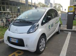Car sharing e-vai a Gallarate (inserita in galleria)