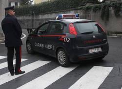 carabinieri pattuglia gorla minore