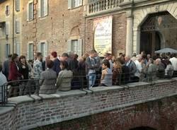 castello visconteo fagnano olona sagra della zucca folla pubblico