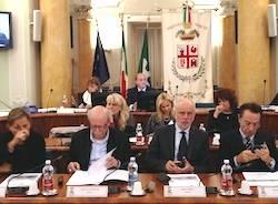 consiglio provinciale apertura gunnar vincenzi