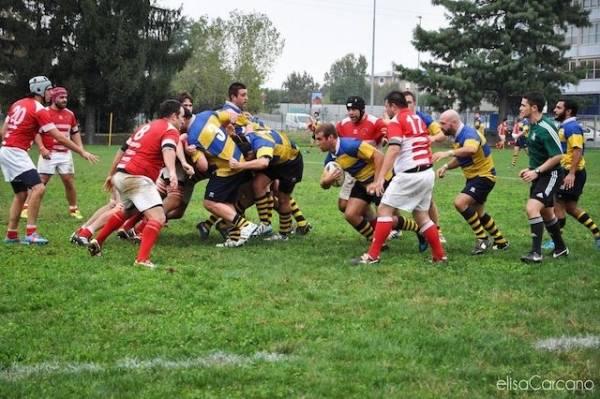 Cus Pavia - Rugby Varese 7-38 (inserita in galleria)