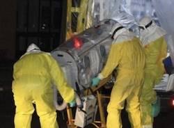 Ebola apertura spagna