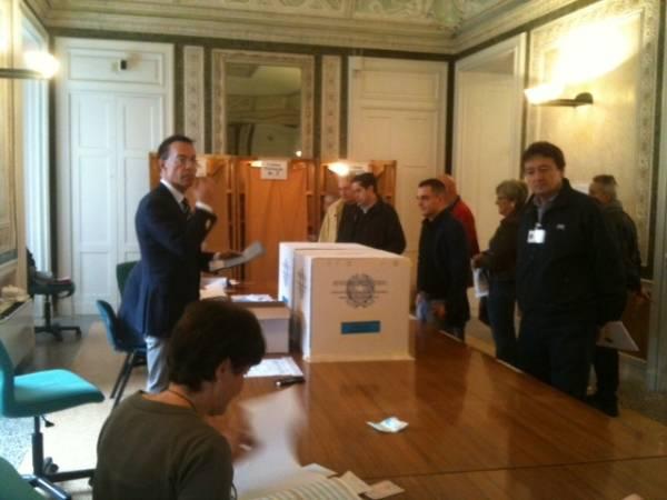 Elezioni in Provincia (inserita in galleria)