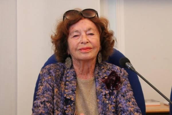 Inge Feltrinelli a Varese (inserita in galleria)