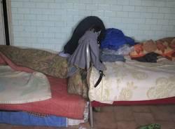 La fabbrica dei senzatetto a Gallarate (inserita in galleria)