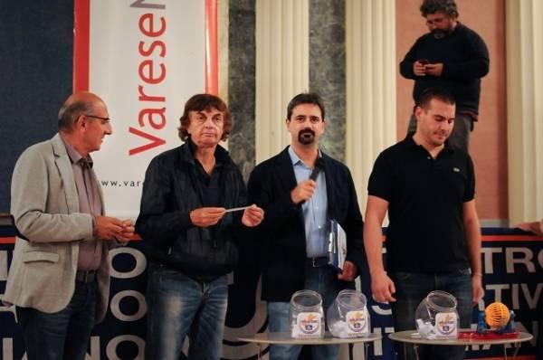 """La serata de """"La Coppa dei Gironi - Trofeo Varesenews"""" (inserita in galleria)"""