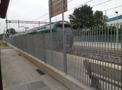 La stazione di Gazzada Schianno Morazzone (inserita in galleria)
