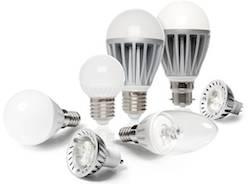 lampade a led casa apertura