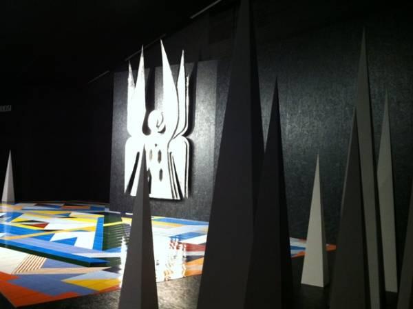 Le opere Gio Ponti a Malpensa (inserita in galleria)