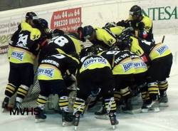 mastini hockey su ghiaccio feltre 2014 2015