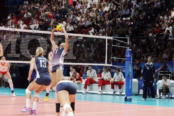 Mondiali di pallavolo femminile, la finale Usa - Cina (inserita in galleria)