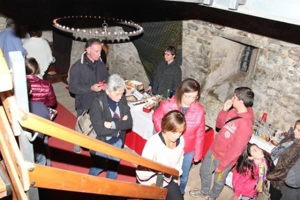 Nella torre di Mesenzana (inserita in galleria)