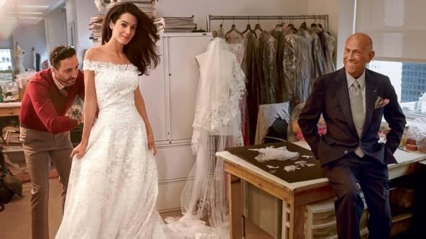 Oscar De la Renta, lo stilista delle grandi donne (inserita in galleria)