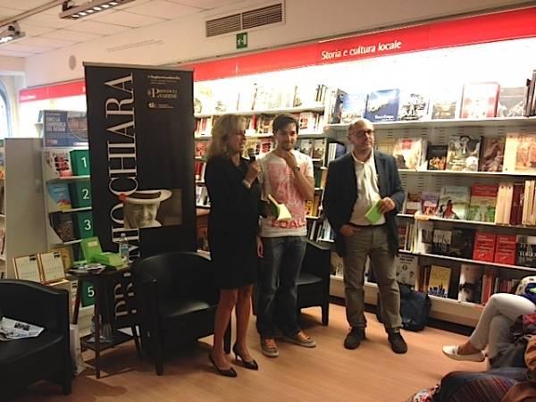 Premio Chiara Giovani 2014 (inserita in galleria)