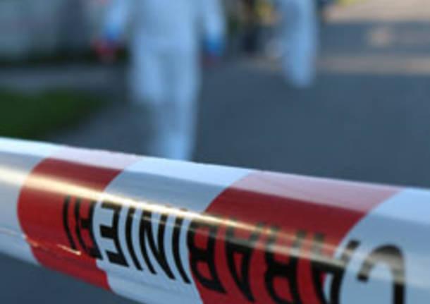 Rapina con sparatoria a Vanzaghello (inserita in galleria)