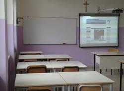 scuola media dante varese aule nuove