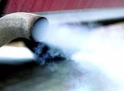 smog inquinamento atmosferico aria macchina