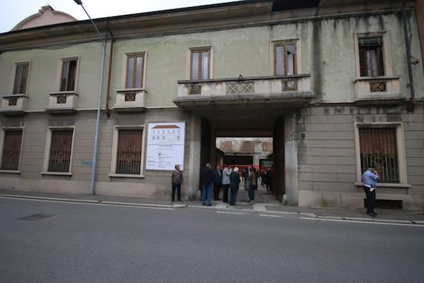 Un rifugio per gli sfrattati a Gallarate (inserita in galleria)