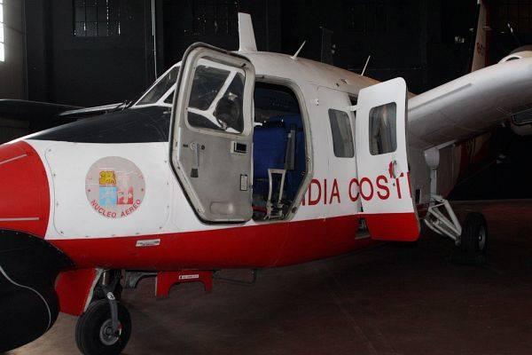 A Volandia arriva il P166 DL3 (inserita in galleria)