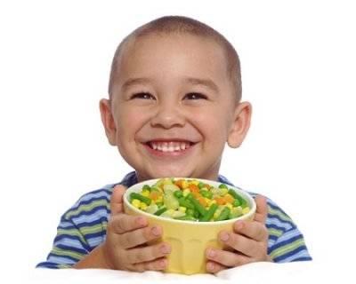 bambino cibo generica