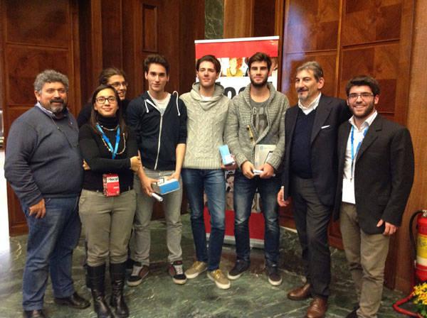 BlogLab 2014: le premiazioni (inserita in galleria)