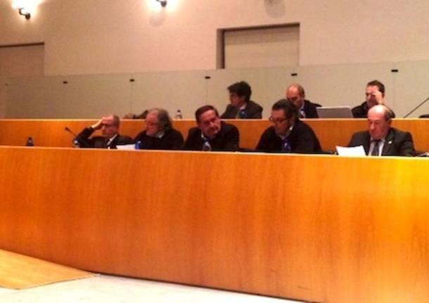 consiglio comunale gallarate 2014 opposizione