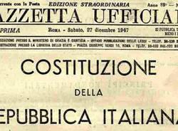 costituzione italiana lunga