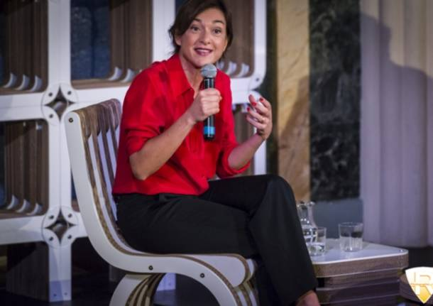 Daria Bignardi apre GlocalNews  (inserita in galleria)