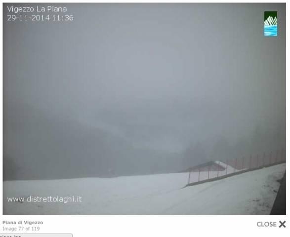 E' arrivata la neve, preparate gli sci (inserita in galleria)
