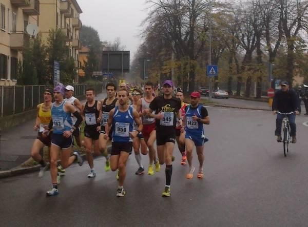 Il fotoracconto della maratonina (inserita in galleria)