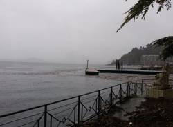 Il lago Maggiore a Laveno Mombello (inserita in galleria)