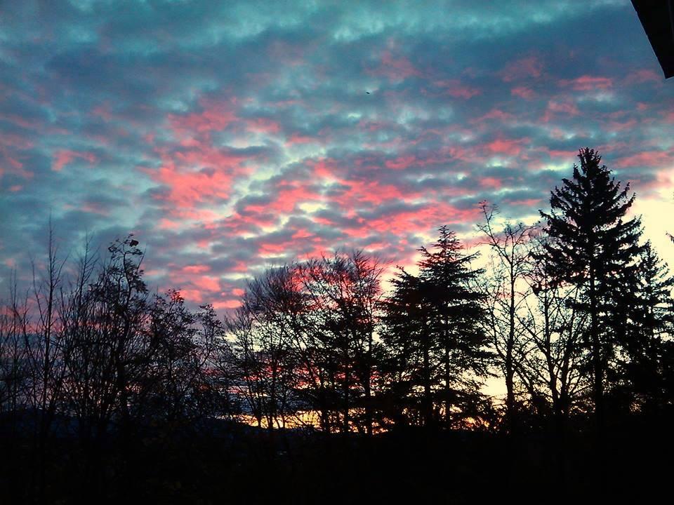 L'alba dopo la tempesta...
