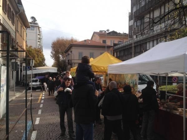 La festa di San Martino a Varese (inserita in galleria)