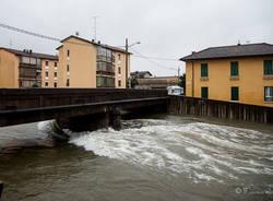 La piena dei fiumi Boesio e Tresa (inserita in galleria)