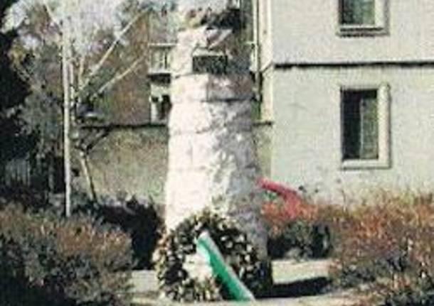 monumento alpini busto arsizio piazzale facchinetti