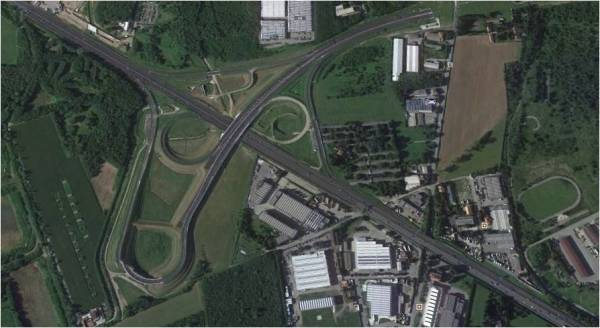 Pedemontana da Google Earth (inserita in galleria)
