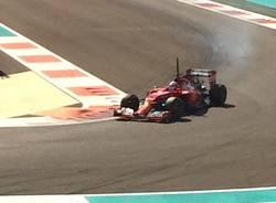 Raffaele Marciello prova la Ferrari (inserita in galleria)