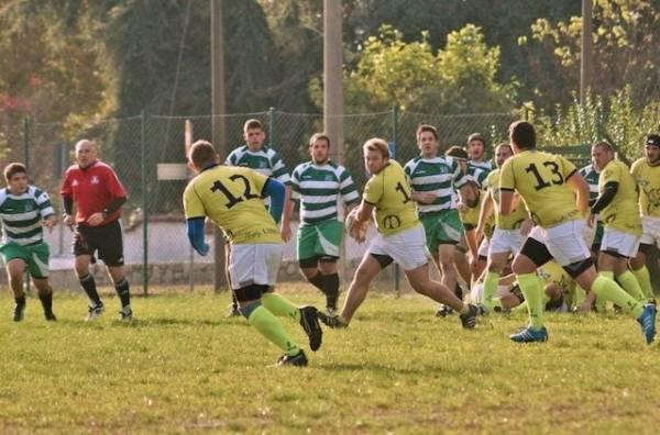 Rugby - Il match tra Valcuvia e Cesano (inserita in galleria)